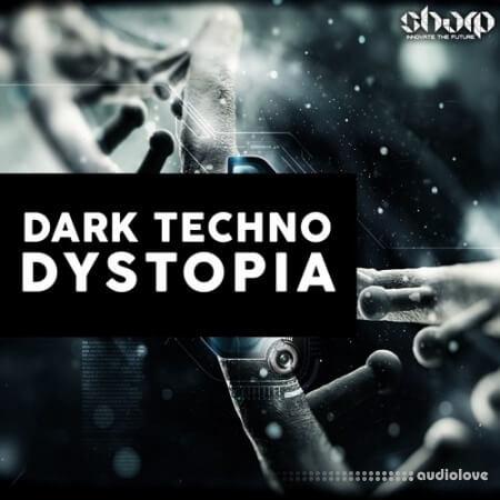 SHARP Dark Techno Dystopia