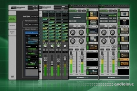 Waves SoundGrid And Native Applications