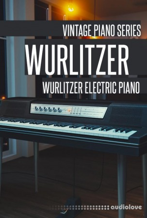 8Dio Studio Vintage Series Wurlitzer Electric Piano