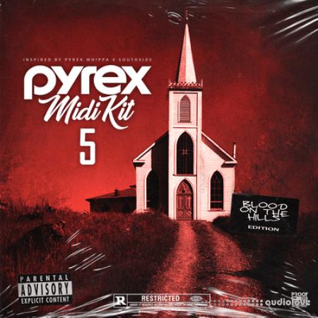 ProofOnTheTrack Pyrex Midi Kit 5 (Blood On The Hills Edition)
