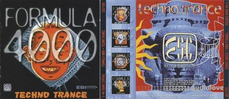 E-MU Formula 4000 Vol.2 Techno Trance