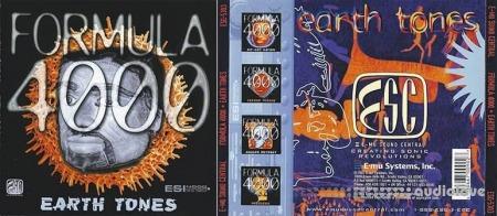 E-MU Formula 4000 Vol.4 Earth-Tones