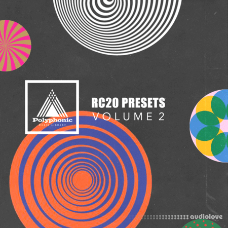 Polyphonic Music Library RC-20 Presets Vol.2