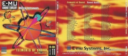 E-MU Classic Series Vol.11 Elements Of Sound 2MB