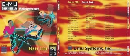 E-MU Classic Series Vol.13 Dance 2000