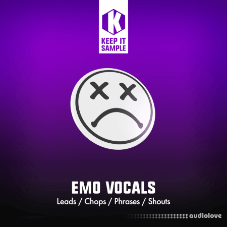 Keep It Sample Emo Vocals