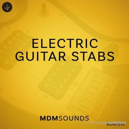 MDM Sounds Electric Guitar Stabs