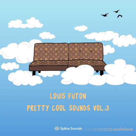 Splice Sounds Louis Futons Pretty Cool Sounds Vol.3