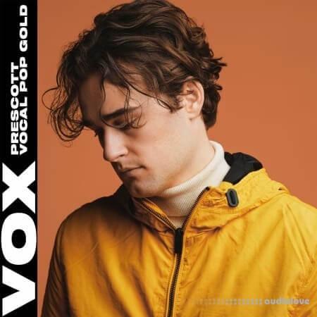 VOX Prescot Vocal Pop Gold