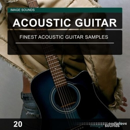 Image Sounds Acoustic Guitar 20