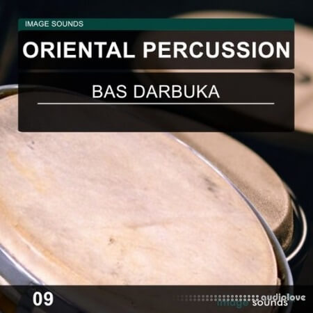 Image Sounds Oriental Percussion 09