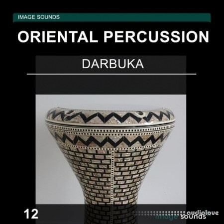 Image Sounds Oriental Percussion 12