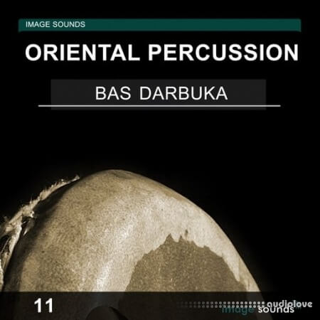 Image Sounds Oriental Percussion 11