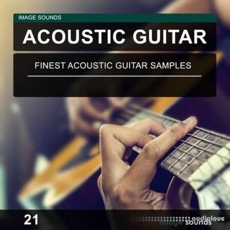 Image Sounds Acoustic Guitar 21