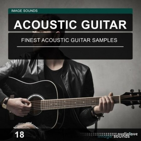 Image Sounds Acoustic Guitar 18