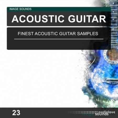 Image Sounds Acoustic Guitar 23