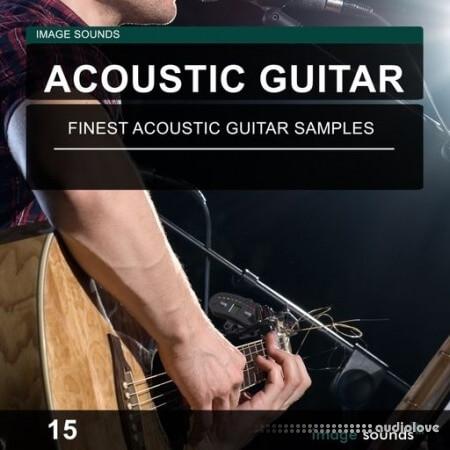 Image Sounds Acoustic Guitar 15