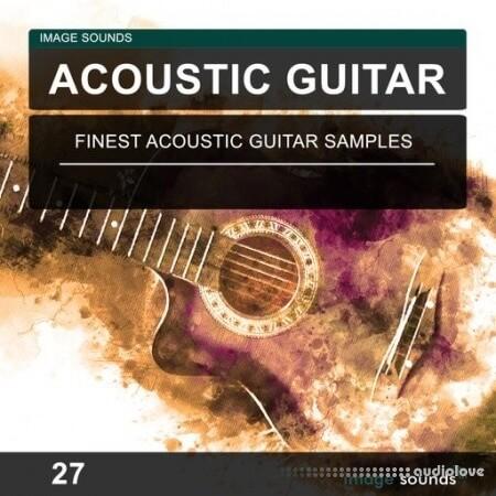 Image Sounds Acoustic Guitar 27