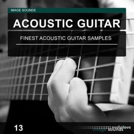 Image Sounds Acoustic Guitar 13
