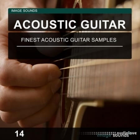 Image Sounds Acoustic Guitar 14