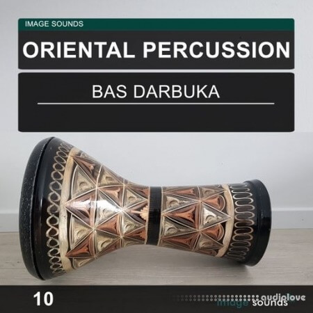 Image Sounds Oriental Percussion 10