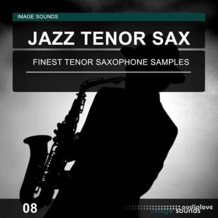Image Sounds Jazz Tenor Sax 08