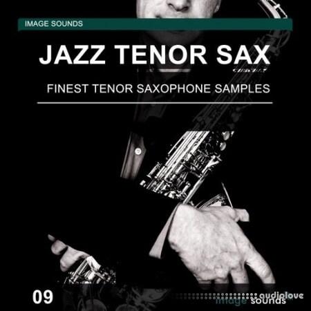 Image Sounds Jazz Tenor Sax 09