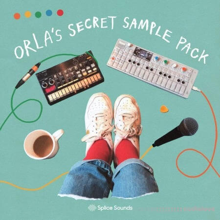 Splice Sounds Orlas Secret Sample Pack