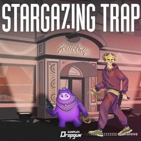 Dropgun Samples Stargazing Trap
