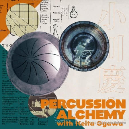 RARE Percussion Percussion Alchemy Vol.1 with Keita Ogawa