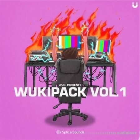 Splice Sounds Wuki presents Wukipack