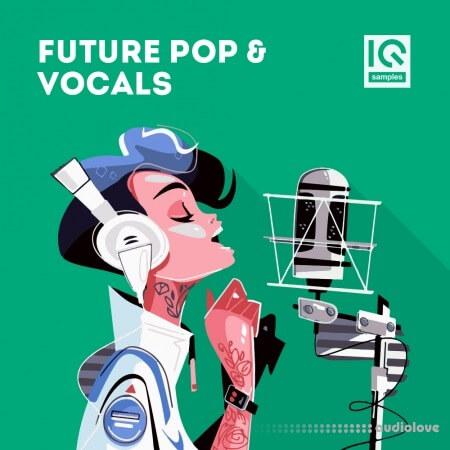 IQ Samples Future Pop and Vocals