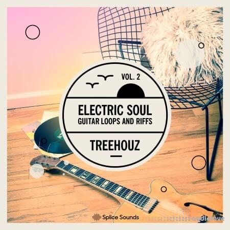 Splice Sounds Electric Soul Guitar Loops and Riffs by Treehouz Vol.2