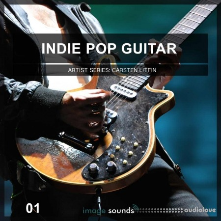 Image Sounds Artist Series Carsten Litfin Indie Pop Guitar 01