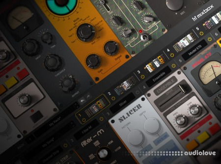 Groove3 MixBox Explained