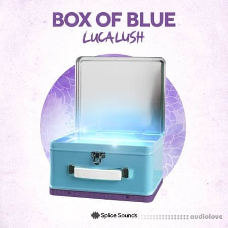 Splice Sounds Box of Blue Luca Lush