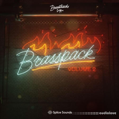 Splice Sounds Brasstracks Brasspack Vol.2