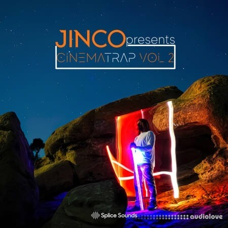 Splice Sounds Jinco Cinematrap Vol.2