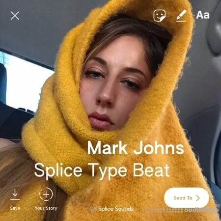 Splice Sounds Mark Johns presents Splice Sounds type beat