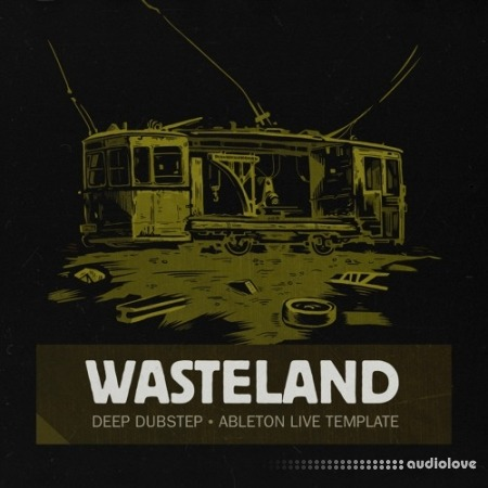 Ghost Syndicate Wasteland (Ableton Live Template)