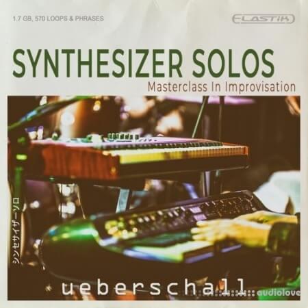 Ueberschall Synthesizer Solos Elastik