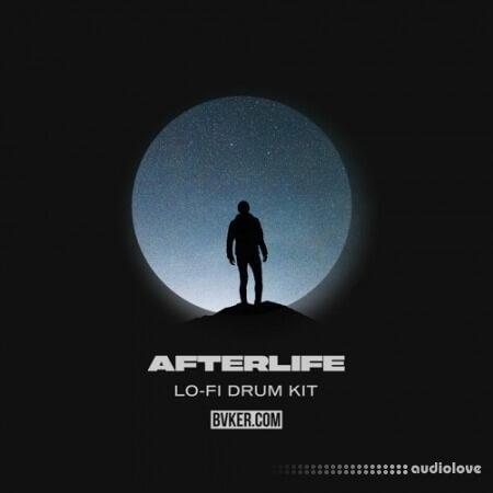 BVKER Afterlife Lo-Fi Drum Kit