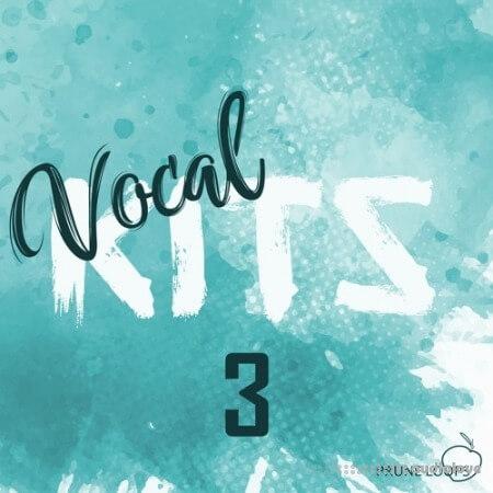 Prune Loops Vocal Kits Vol.3 WAV MiDi
