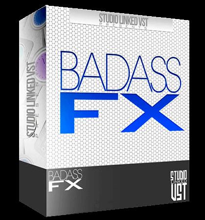 StudioLinkedVST BadAss Fx Workstation