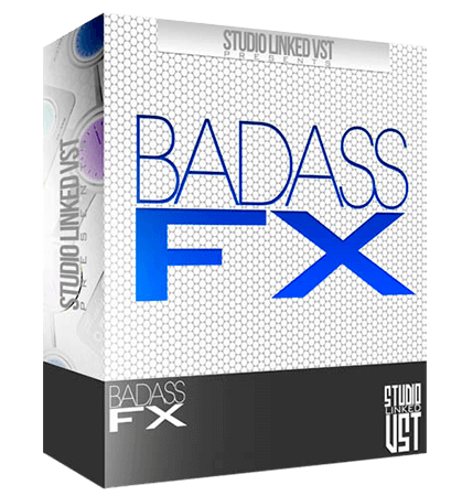 StudioLinkedVST BadAss Fx Workstation WiN MacOSX