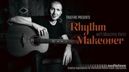 Truefire Massimo Varini Rhythm Makeover