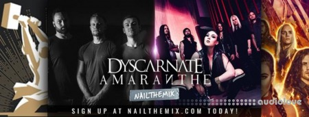 Nail The Mix Dyscarnate Iron Strengthens Iron Mixed by Jacob Hansen