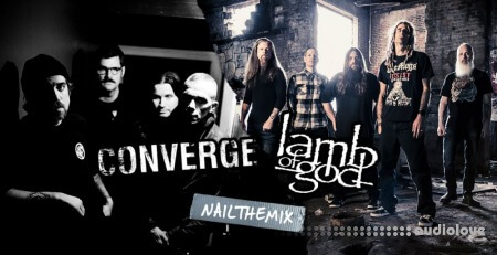 Nail The Mix Converge I Can Tell You About Pain Mixed by Kurt Ballou TUTORiAL