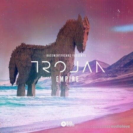 Black Octopus Sound Trojan Empire by Basement Freaks