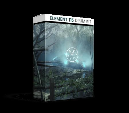 ODR MUSIC  Link Pellow – Element 115 (Drum Kit)